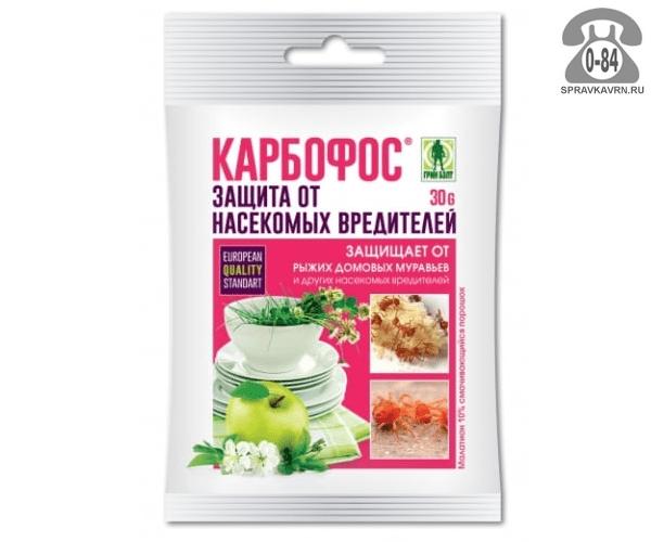 Пестициды Карбофос