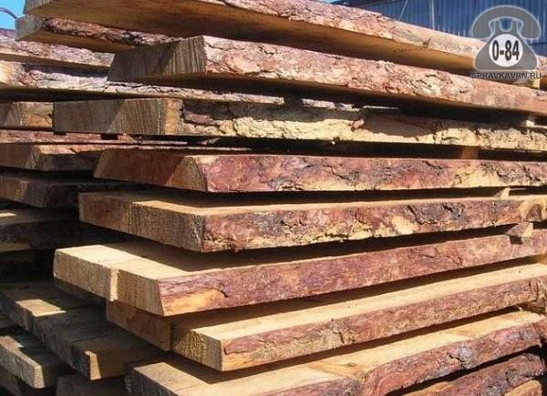 Доска необрезная Аско-лес сосна 45 мм сухая