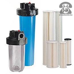Фильтр для очистки воды предфильтр (магистральный) механическая очистка