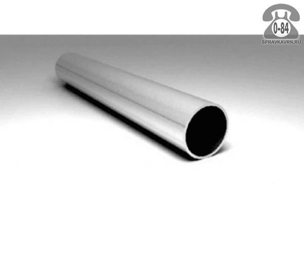 Алюминиевые трубы круглая (круг)