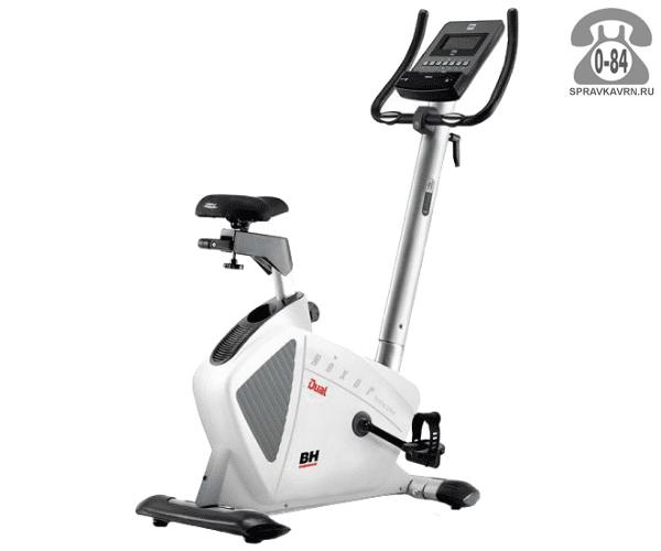 Велотренажёр Би-Эйч Фитнес (BH Fitness) Nexor Dual H1065U черный