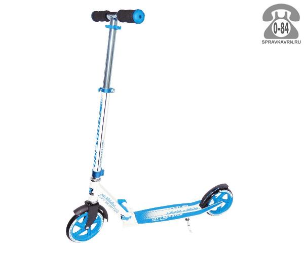 Самокат Teach Team Sport, цвет: голубой S-TT-180S-B