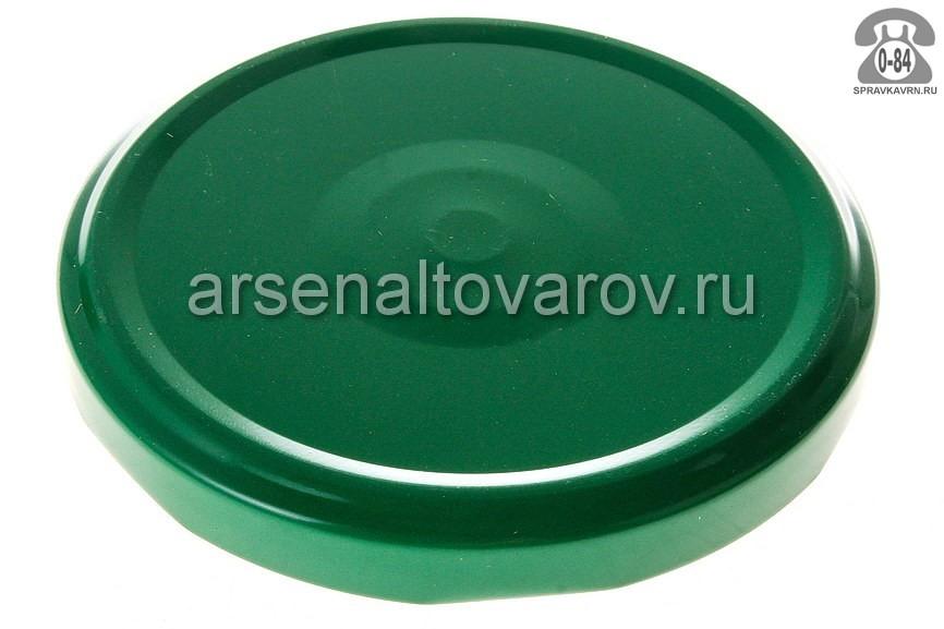 крышка для консервирования металлическая винтовая Твист 1- 89 Магол (Беларусь)