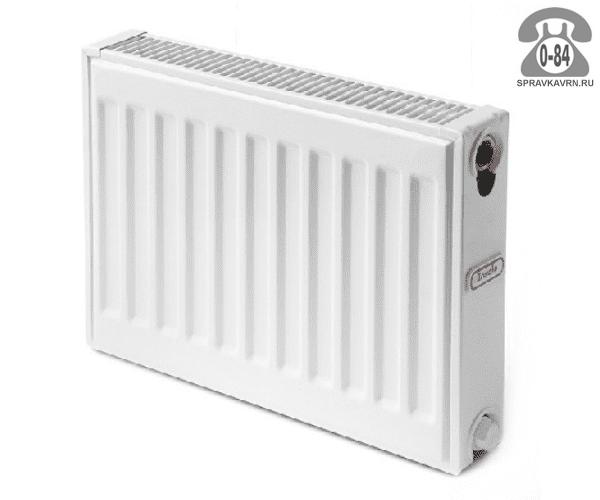 Радиатор отопления стальной Инсоло (Insolo) Compact PKKP 22 1000x500 мм