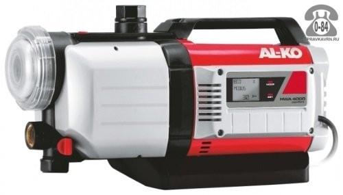 Насос водяной для скважины и колодца Ал-Ко (Al-Ko) HWA 4500 Comfort