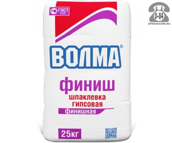 Шпаклёвка Волма Россия