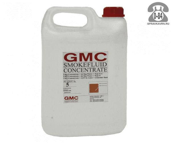 Жидкость для производства дыма Джи Эм Си (GMC) SmokeFluid/EM