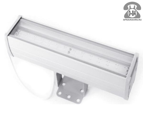 Светильник для производства SVT-Str U-L-22-125-24V 22Вт