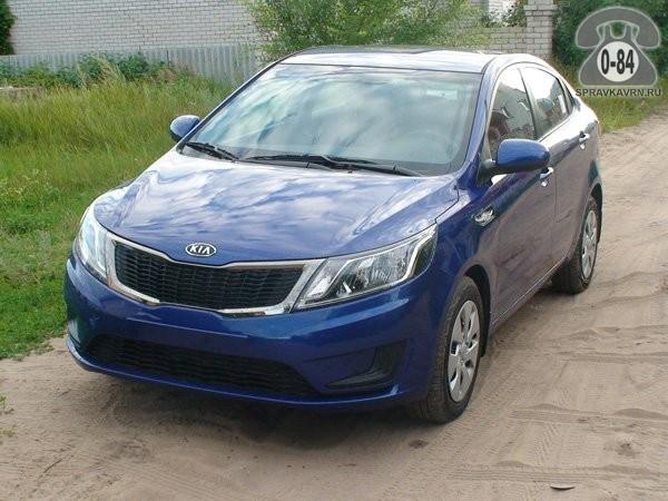 Автомобиль легковой Киа (Kia) иномарка новый (без пробега)