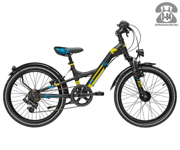Велосипед Скул (Scool) XXlite comp 20 7-S (2017)