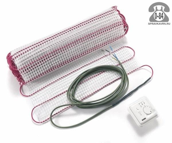 Система обогрева пола электрический кабель
