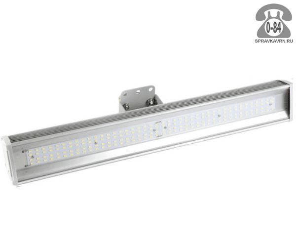 Светильник для производства SVT-Str U-L-100-400-C 100Вт