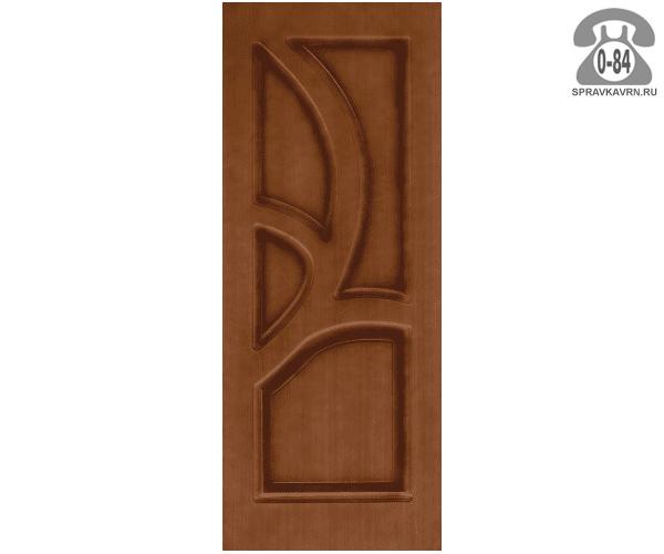 Дверь межкомнатная деревянная Левша Грация 80 см