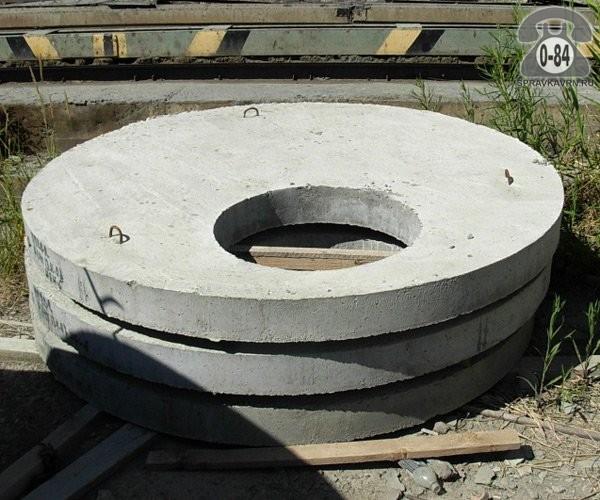 Крышка колодца КЦП 10, 1.16м