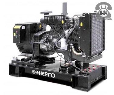 Электростанция Энерго ED 130/400 IV двигатель NEF 67TM2A