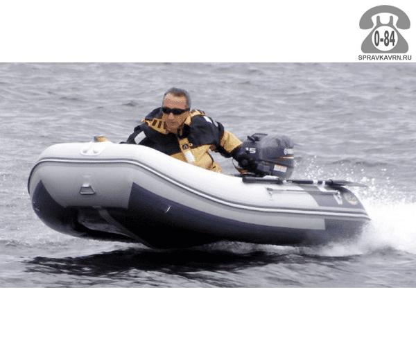 Лодка надувная Баджер (Badger) Fishing Line 330 W