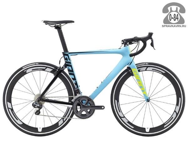 Велосипед Джайнт (Giant) Propel Advanced 0 (2016)
