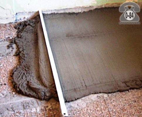 Цементная стяжка пола цена