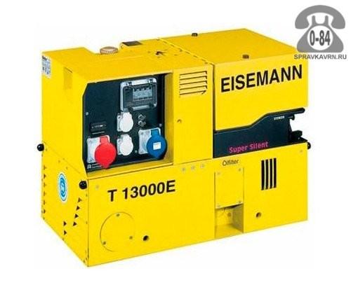 Электростанция Эйсман (Eisemann) T 13000E двигатель Briggs and Stratton
