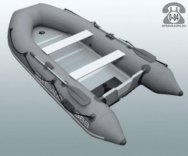 Лодка надувная Сильверадо (Silverado) Sport 40S