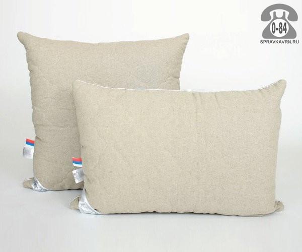 Подушка АльВиТек льняное волокно г. Орехово-Зуево