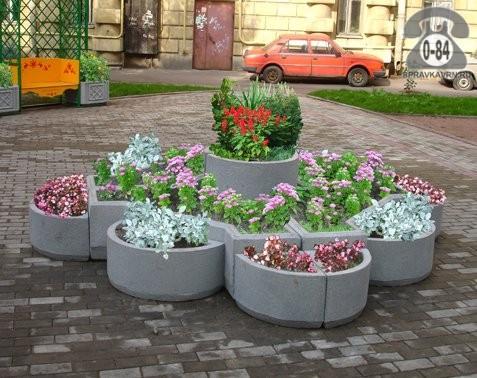 Вазоны с цветами своими руками