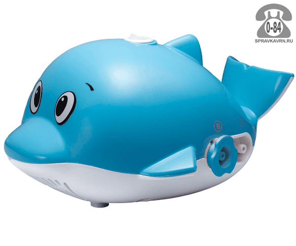 Ингалятор Бэбибел (Babybelle) BBN04 Дельфин (Кит)