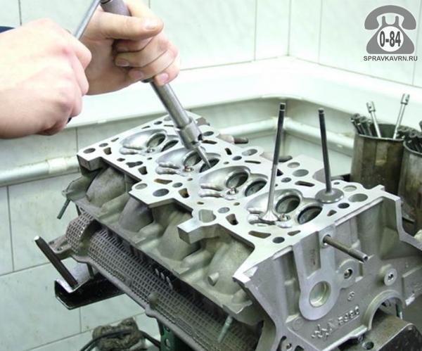Блок цилиндров двигателя выезд к заказчику ремонт