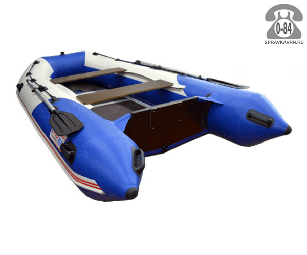 Лодка надувная Хантер (Hunter) Стелс 355