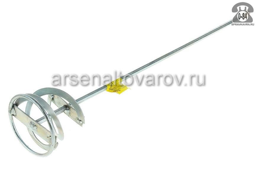 Миксер-насадка РемоКолор (RemoColor) диаметр 100мм для смеси