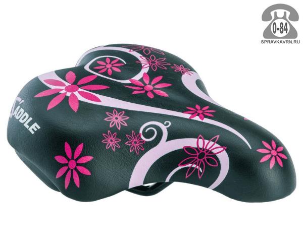 Седло для велосипеда Стелс (Stels) AZ-5558-02 470162
