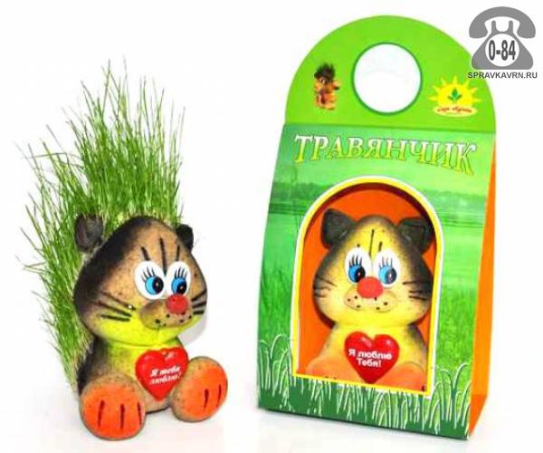 Травянчик Кот