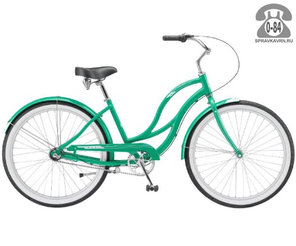Велосипед Швин (Schwinn) FIESTA (2017) зеленый