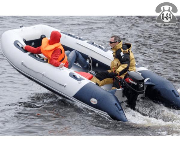 Лодка надувная Баджер (Badger) Heavy Duty 390 AL