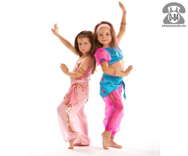 Танцы для детей - занятия восточные 5 лет индивидуальные занятия Ориентал Денс, школа восточного танца (Oriental Dance)