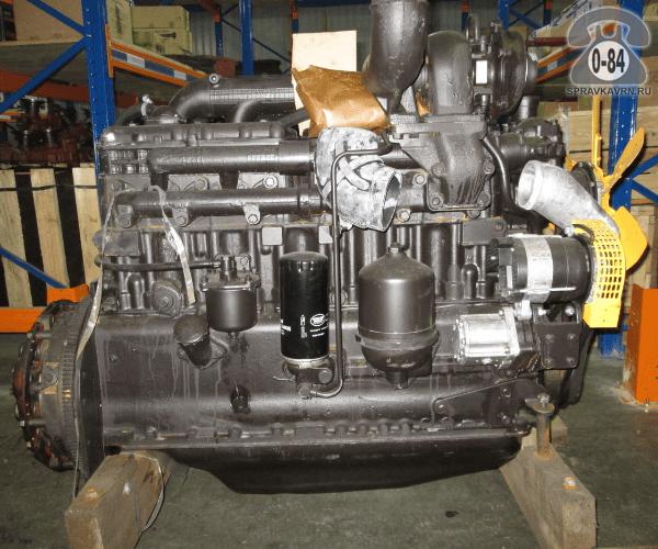 Двигатель трактора Д-260 Беларус (МТЗ) Белоруссия ремонт