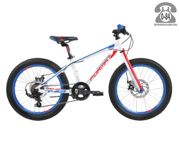Велосипед Формат (Format) 7413 (2017)