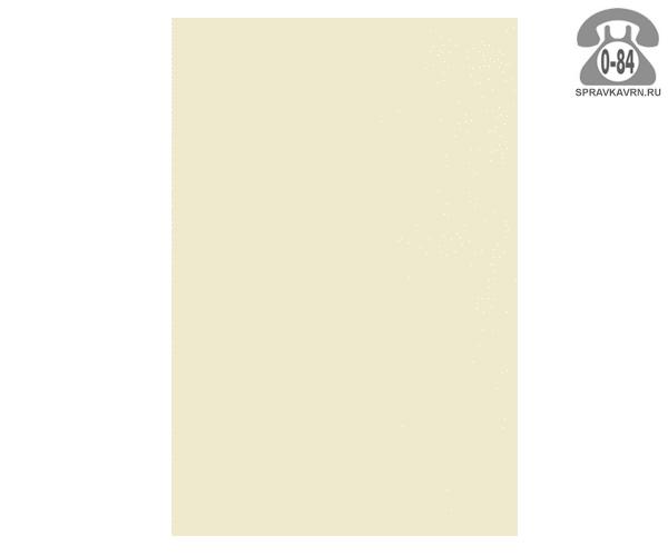 Картон Сонет (Sonnet) грунтованный охра светлая 300х400 для живописи