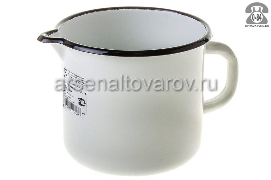 Кружка КМК Белая 40104-072
