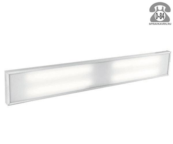 Светильник для производства SVT-ARM U-30-2x36-KL-Econom 30Вт