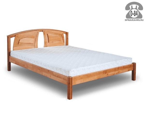 Кровать Britain 2-спальная 2130х1960 мм