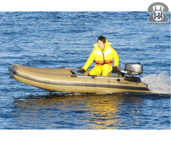 Лодка надувная Баджер (Badger) Excel Line 360 PW