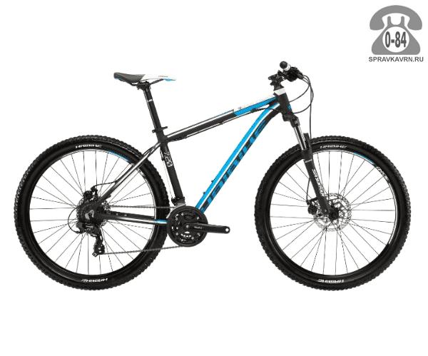 "Велосипед Хайбайк (Haibike) Edition 7.20 (2016) размер рамы 18"" черный"