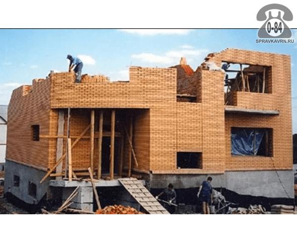 Дом капитальный одноквартирный (индивидуальный, коттедж) под ключ строительство