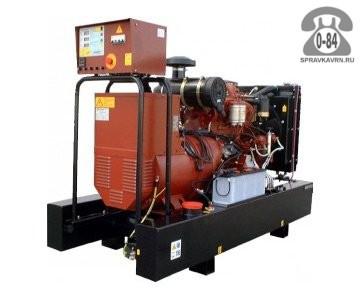 Электростанция Энерго ED 200/400 IV двигатель Iveco NEF 67TE2A
