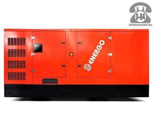 Электростанция Энерго ED 550/400 SC S двигатель Scania DC 16 44A 10.27