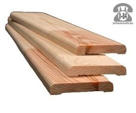 Раскладка деревянная плоская 22 мм