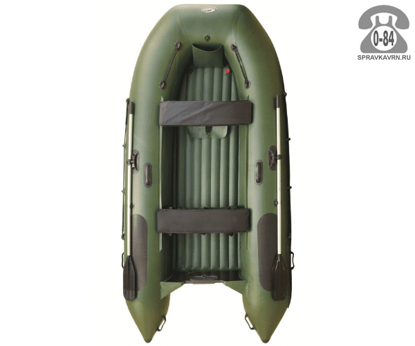 Лодка надувная Навигатор 350 НДНД