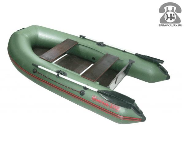 Лодка надувная Мнев CatFish 270