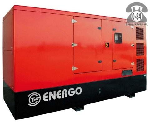 Электростанция Энерго ED 250/400 IV S двигатель Iveco C 87TE1D
